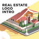 Real Estate Logo Intro - VideoHive Item for Sale