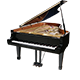 Happy Motivational Travel Movable Piano