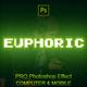 Euphoric Photoshop Action