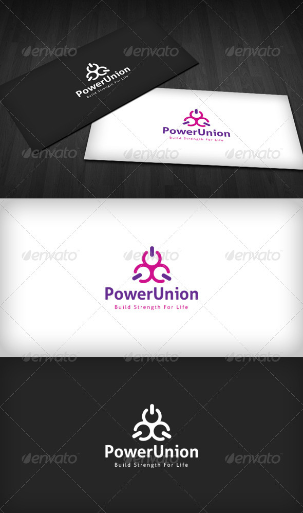 Power Union Logo - Symbols Logo Templates