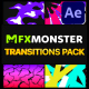 Stylish Colorful Transitions | After Effects - VideoHive Item for Sale