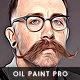 Oil Paint Pro Photoshop Action