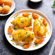Chicken breasts in apricot sauce - PhotoDune Item for Sale
