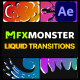 Liquid Transitions | After Effects - VideoHive Item for Sale
