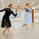 Choreographer works with young ballerina in class - PhotoDune Item for Sale