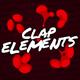 Clap Elements // Final Cut Pro