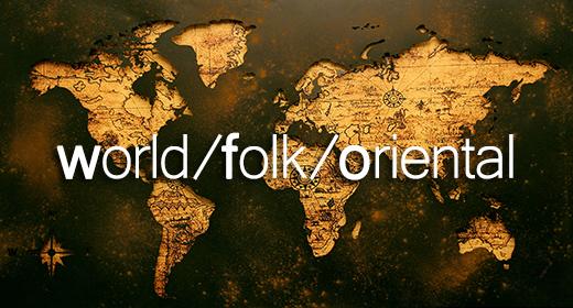 World, Folk, Oriental