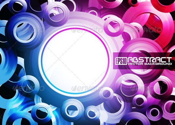 Colorfull vector background design. - Backgrounds Business