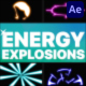 Energy Explosions | After Effects - VideoHive Item for Sale