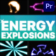Energy Explosions | Premiere Pro MOGRT - VideoHive Item for Sale