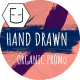 Hand Drawn Organic Promo - VideoHive Item for Sale