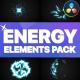 Energy Elements | Da Vinci - VideoHive Item for Sale