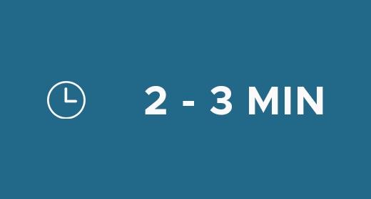 2 - 3 MIN