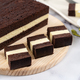 Three layer steam chocolate cheese cake - PhotoDune Item for Sale