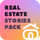 Real Estate Stories Pack - VideoHive Item for Sale