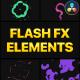 Flash FX Elements Pack 02 | DaVinci - VideoHive Item for Sale