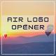 Air Logo Opener
