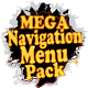 Mega Navigation Menu Pack With Menu Maker - CodeCanyon Item for Sale