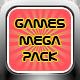 Games Mega Collection 01 (CAPX | HTML5 | Cordova) 25 Games