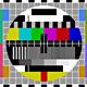 PAL TV test signal - GraphicRiver Item for Sale