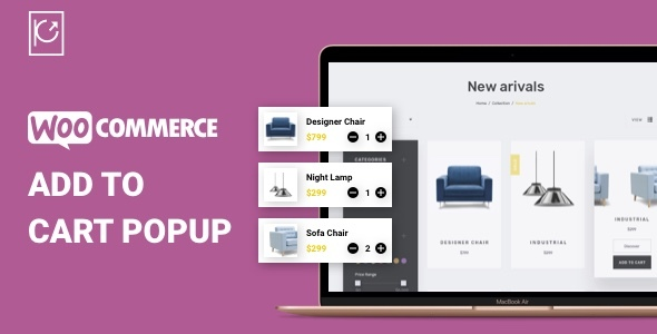 PS WooCommerce Added to Cart Popup