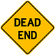 Dead End Sign - GraphicRiver Item for Sale