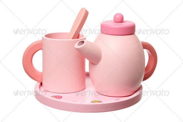 Toy Tableware - Stock Photo - Images