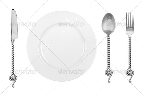 Table setting - Stock Photo - Images