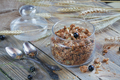 Granola, Berries and Ears of Wheat and Oats - PhotoDune Item for Sale