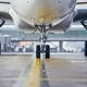 Airplane taxiing to runway before take off - PhotoDune Item for Sale