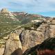 View of Salto de Roldan over Rio Flumen valley near Huesca, Spain - PhotoDune Item for Sale