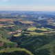 Views Flumen river and fields from Pena San Miguel near Huesca, Spain - PhotoDune Item for Sale