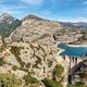 Vadiello reservoir in Guara Natural Park, Huesca, Spain - PhotoDune Item for Sale