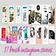 Brush Instagram stories - VideoHive Item for Sale
