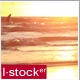 Bali Surfers At Sunset 3 - VideoHive Item for Sale
