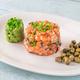 Salmon tartare - PhotoDune Item for Sale