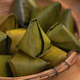 The traditional desserts wrapped in banana leaf - PhotoDune Item for Sale