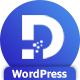 DCode - SaaS Landing Page WordPress Theme