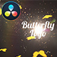 Butterfly Logo Reveal - VideoHive Item for Sale