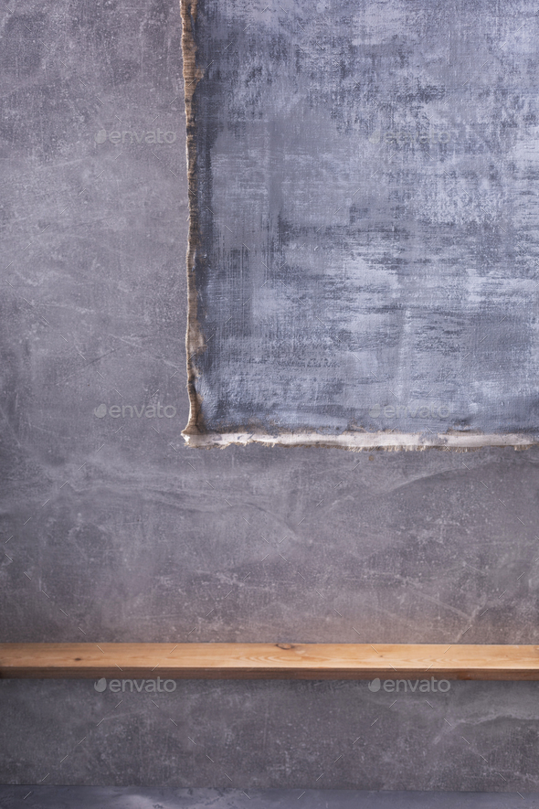 Painted background texture near concrete abstract wall surface - Stock Photo - Images