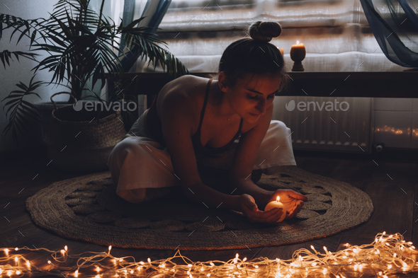 Self-care, self-compassion, mental wellbeing in post-pandemic world. Mental health, wellbeing - Stock Photo - Images
