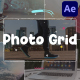 Cartoon Photo Grid | After Effects - VideoHive Item for Sale