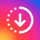 Instagram Saver - iOS App. Save photos & videos to Photo Gallery from Instagram