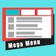 MegaJs - Mega Menu For Elementor