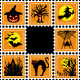 Set of Halloween Stamps - GraphicRiver Item for Sale