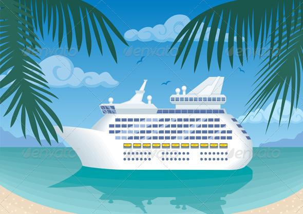 Cruise  - Travel Conceptual