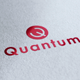 Quantum Logo - GraphicRiver Item for Sale