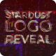 Stardust Logo Reveal - VideoHive Item for Sale