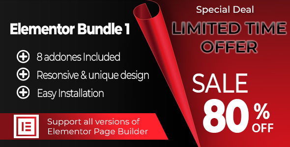 Elementor - Ultimate Bundle One