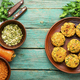 Vegetarian carrot and lentil cutlets - PhotoDune Item for Sale
